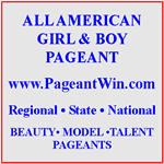 ALL AMERICAN GIRL & BOY PAGEANT